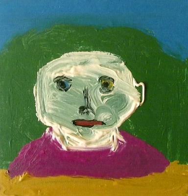 """""""Nica"""" (Self Portrait)"""