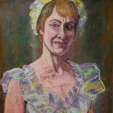 Denise, Pastel Portrait