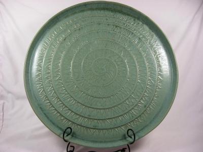 110510.A Spiral Design Platter