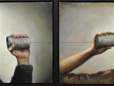 Lessons not yet learned. (Diptych)