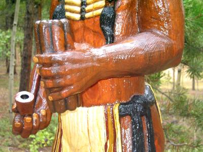Cigar Store Indian 3