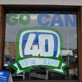Canucks 40th year