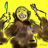 Eating Monkey