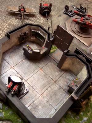 Bunker (interior)