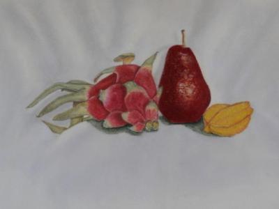 Dragon Fruit   19 x 15