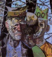 Otto Dix Self Portrait 1947