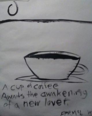 Coffee and Haiku #3