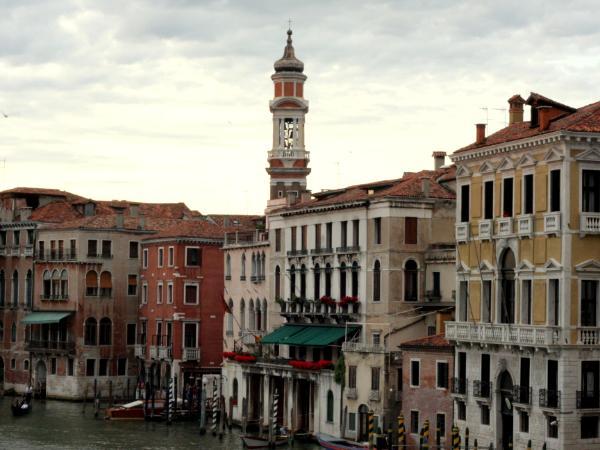 Spire in Venice