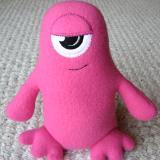 Plush Rosie Pink 1