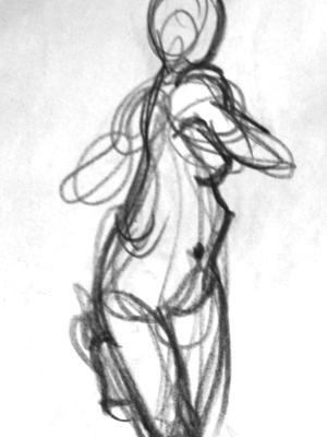 Scribble Gesture