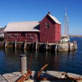 Rusted Rockport