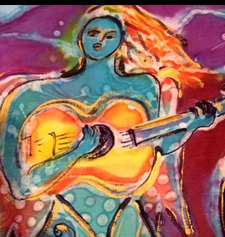 Karen Bell & Great Silkie Women and Music Design