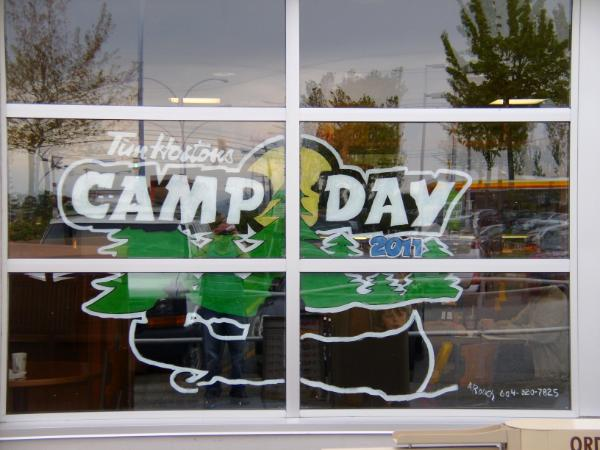 Camp Day Promo June 1st