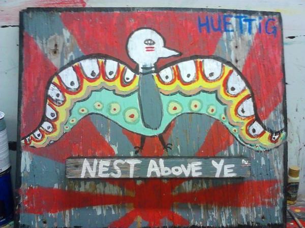 Nest Above Ye