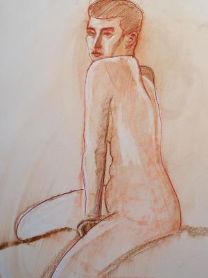Seeley, Nude