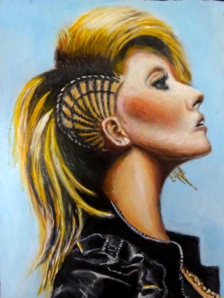 Mohawk Girl
