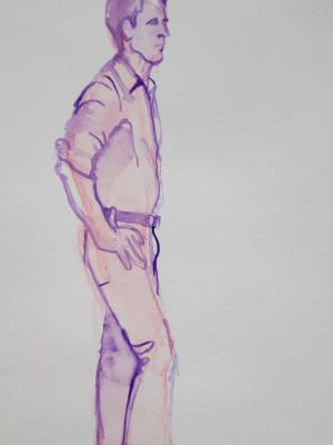 Scott, Standing Figure