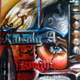 Raising a Knight - Painting 1 of Knights & Warriors Commission