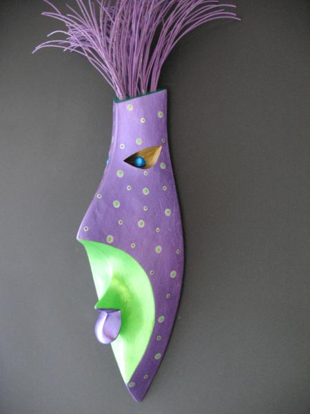 Purple Dream Mask