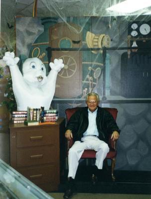Casper's Moving Chair