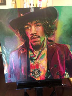 Purple Haze Jimi Hendrix