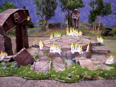 Candlelit Hallowed Ground