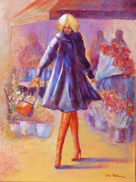 Market Shopping ~ Sold