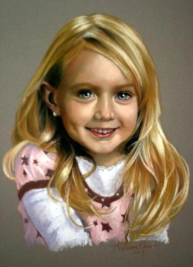 William Char's Portrait and Figurative Art