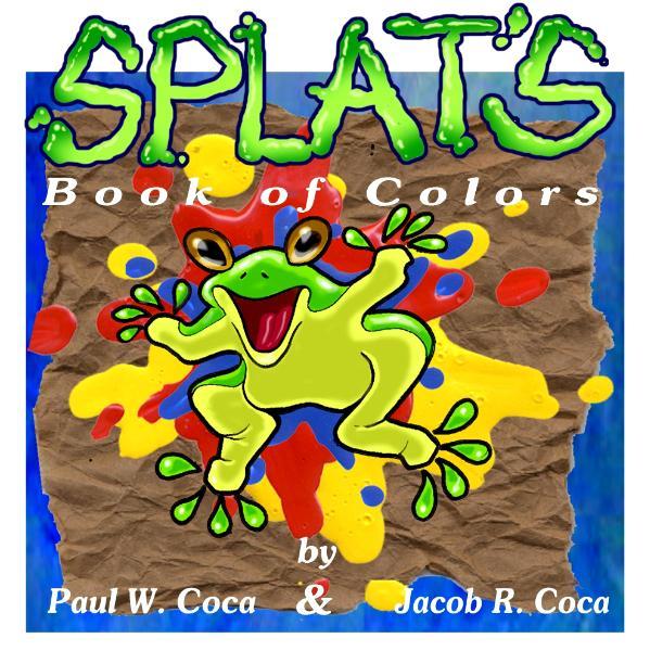 Splats Book Cover