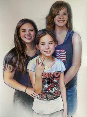 Delaney, Izzy, Cassidy