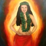 Pele Goddess of Fire