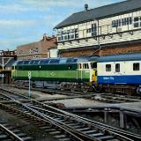 Steve Leadenham Transport Art