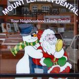 Santa snowman dental
