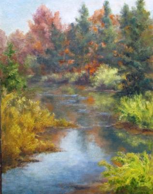 Autumn on the Creek