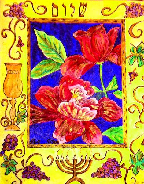Shalom Winterrose