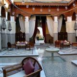 The Royal Mansour lobby, Marrakech