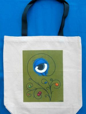 Fleur de Eye Bag