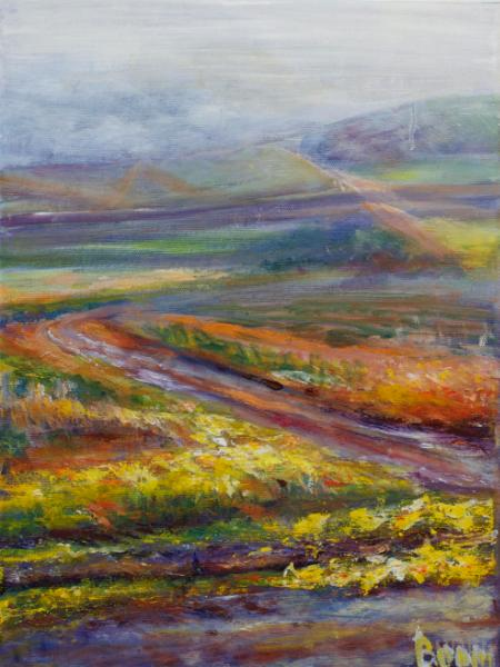 Capetown Countryside - SOLD