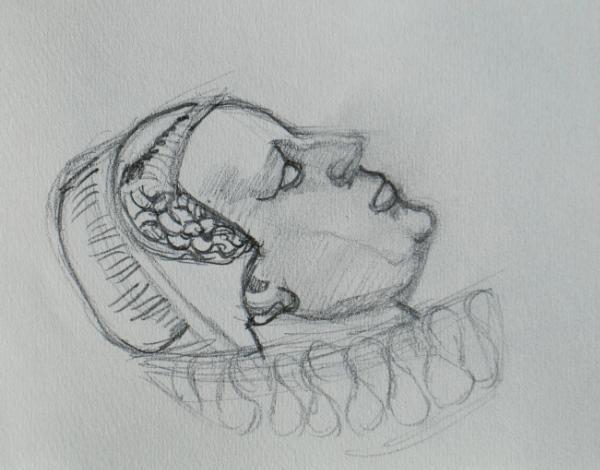 Mary Queen of Scots Sepulchur
