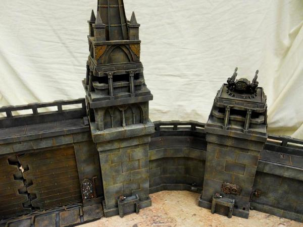Forge World IMPERIAL FORTRESS WALLS