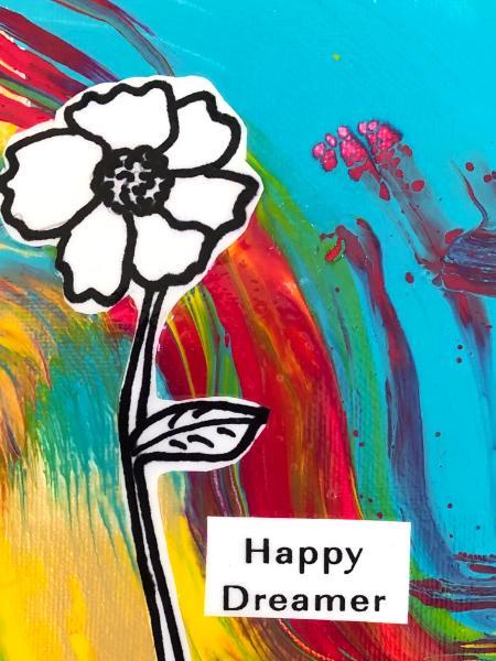 Happy, campaign, fine art, Liberty station, Norma Brinker fine a