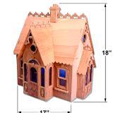 DOLL HOUSE GALLERY ~ Mini Castle Build