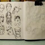 5. sketchbooks