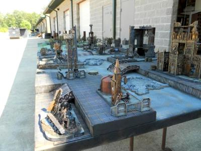 City Industrial Table