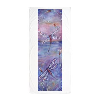 Beach Towels with Art
