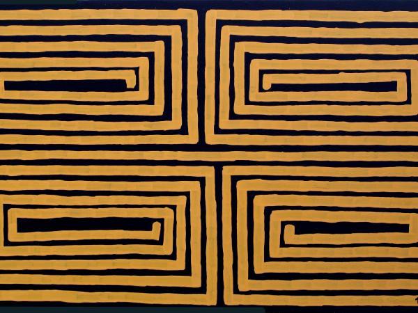 simple maze five