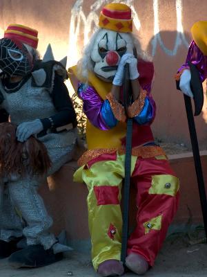 Disgruntled Clown