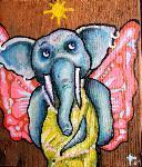 when elephants fly.