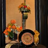 2015 - Naples Garden Flower Show   First Place Blue Ribbon, Table Artistry & Award of Design Excellence