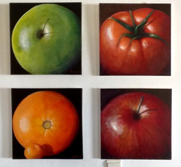 Jacqueline Ross Arriaga da Cunha  Paintings
